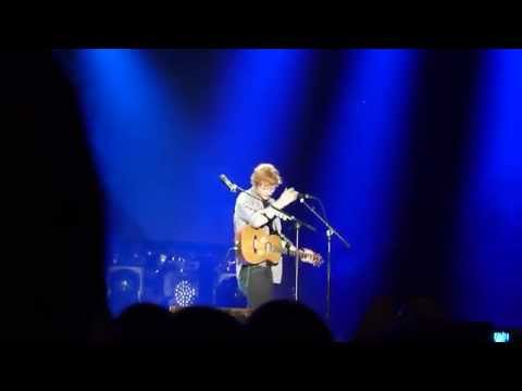 Make It Rain // Ed Sheeran: Live in Seattle - Multiply Tour 2014