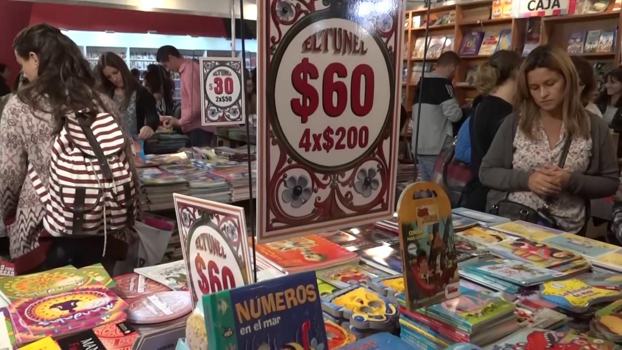 Recorrido - 43° Feria Internacional del Libro en Buenos Aires