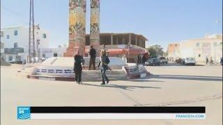 تونس: هدوء مشوب بحذر يخيم على بن قردان بعد عملية إرهابية