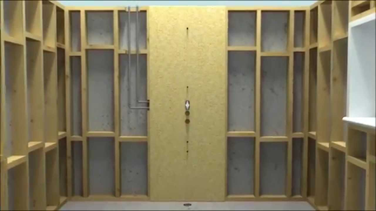 Livinghouse Pre-Made Shower & Body Jet System - YouTube