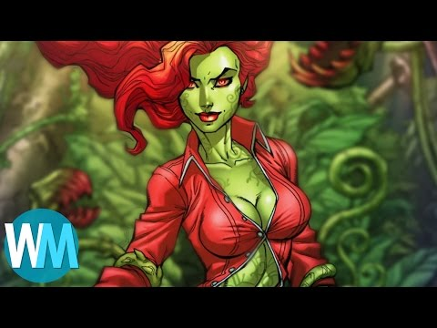 Top 10 Hottest Comic Book Villains