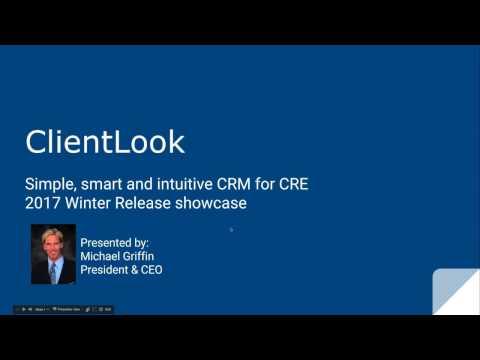 ClientLook 2017 Winter Release