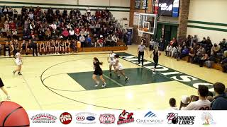 #MySportsClips #MemorialSpartans #MiddletonCardinals Varsity Girls Game Highlights