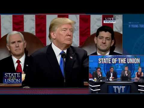 New YOUNG TURKS (mini) MELTDOWN - State of the Union