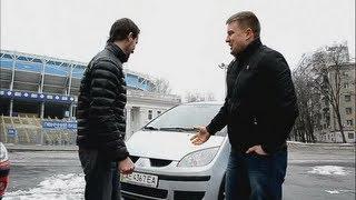 Тест драйв от Коляныча  #2 Mitsubishi COLT vs Hyundai GETZ (Митсубиси Кольт)