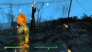 Бенгальский огонь в Fallout 4