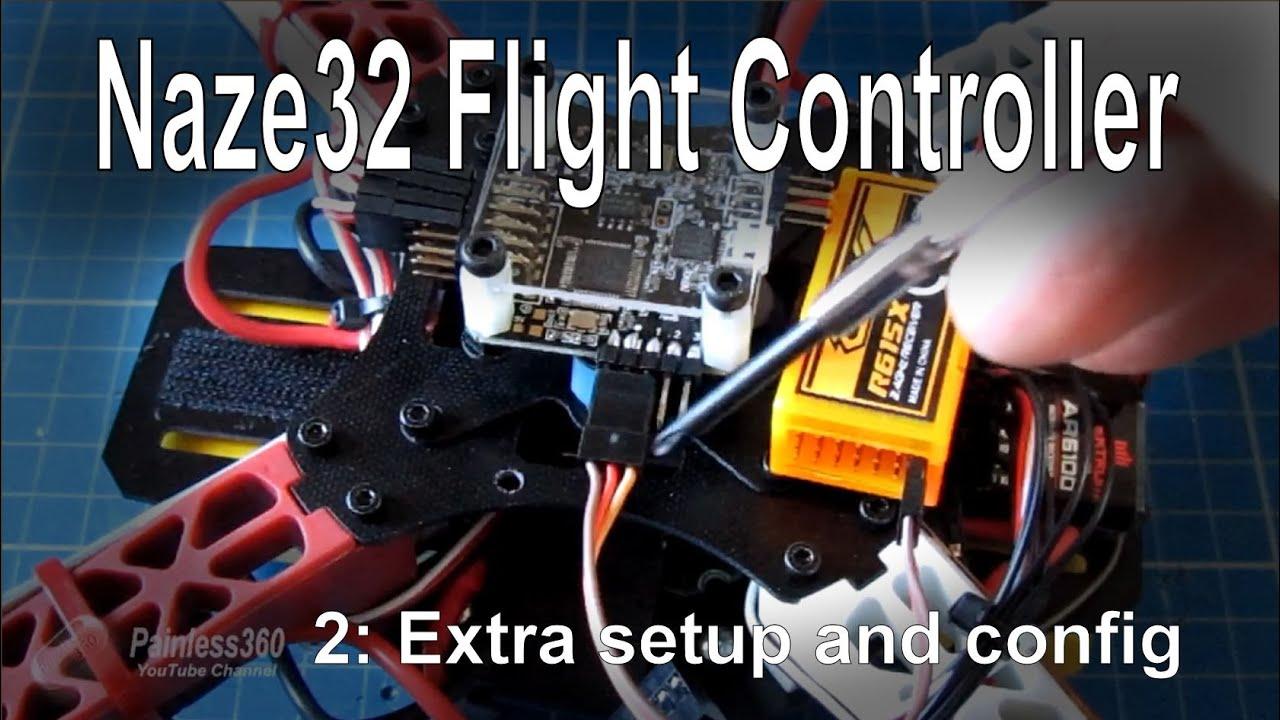 Wiring Naze32 Rev6 Flysky Auto Diagram Today 2 8 Flight Controller Extra Setup Steps And Configuration Rh Youtube Com Sbus