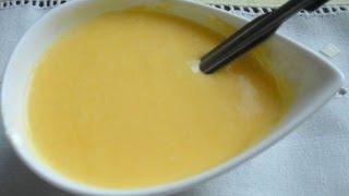 Recetas de Cocina Fácil - Salsa Holandesa.