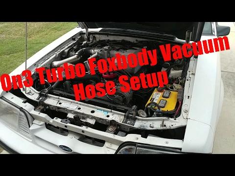 tial wastegate vacuum line hook up
