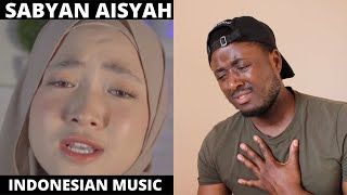 Download lagu SABYAN - AISYAH ISTRI RASULULLAH | COVER // INDONESIAN MUSIC REACTION