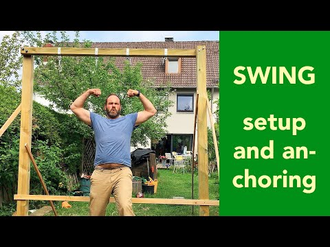 Build: Swing - Setup and Anchoring