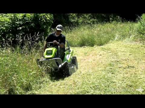 Садовый трактор Grillo Climber 7.18