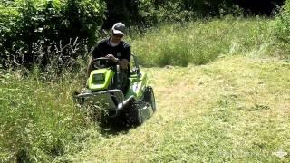 Grillo Climber Serie 7 - Hydrostatic Grasscutter