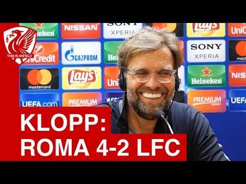Jurgen Klopp Post Match Press Conference | Liverpool reach Champions League final