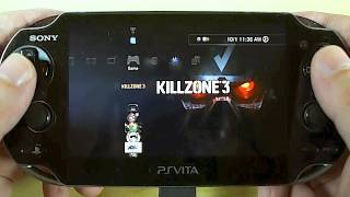 PS VITA Review Part 6 - Gameplay, Videos & Remote Play