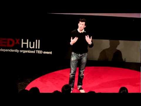 TEDxHull - Robin Harvie - Running To The Edge