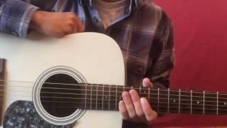Красивая мелодия в стиле Fingerstyle! (нужен видеоурок? ;)