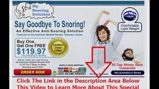 snoring medicine walmart | Say Goodbye To Snoring