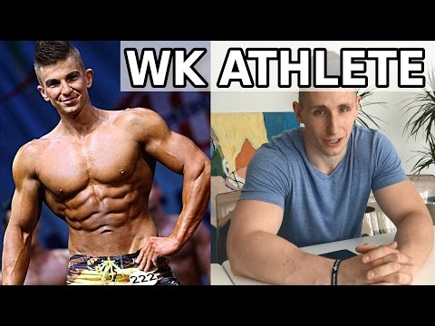 WK ATHLETES #2 Karol Mistrz Polski Men's Physique
