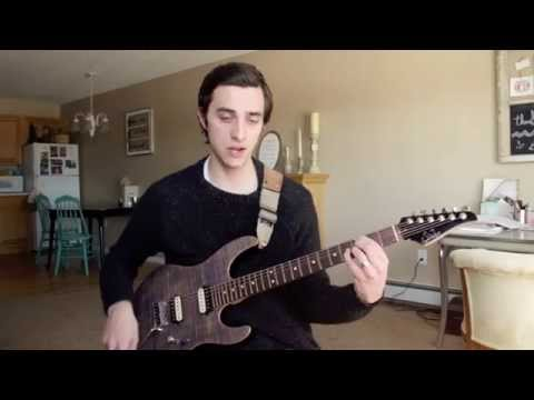 Gospel Guitar Lesson 9- Common Chord Progressions