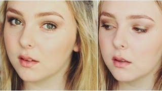Chatty AnnaSophia Robb Inspired Makeup | Kyanna