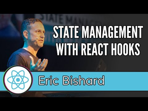 16. State Management with React Hooks