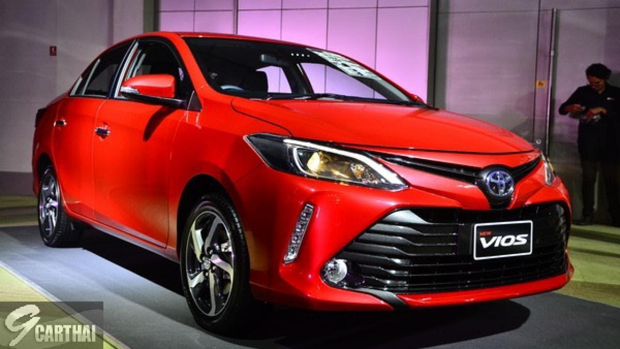 All New Toyota Vios 2018 >> ใหม่ NEW Toyota Vios 2017-2018- ข่าวรถยนต์ - YouTube