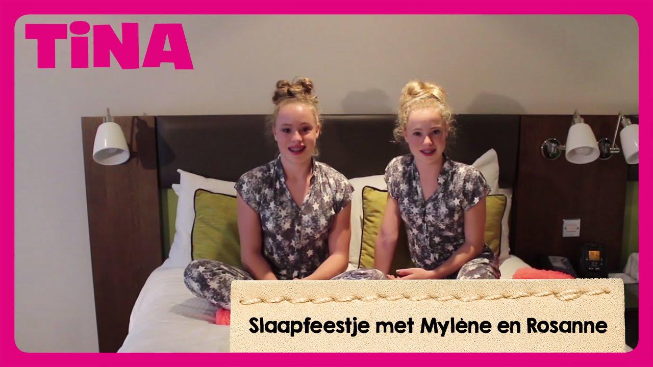 Voorkeur Speciaal voor Tina geven Mylène en Rosanne tips voor een #XU03