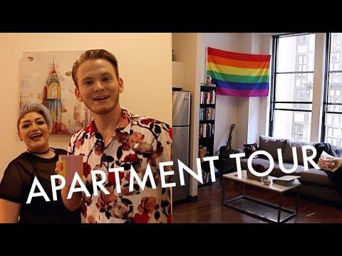 APARTMENT TOUR | Chicago, South Loop