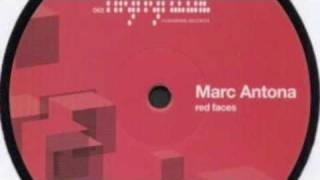 Marc Antona - Red Faces