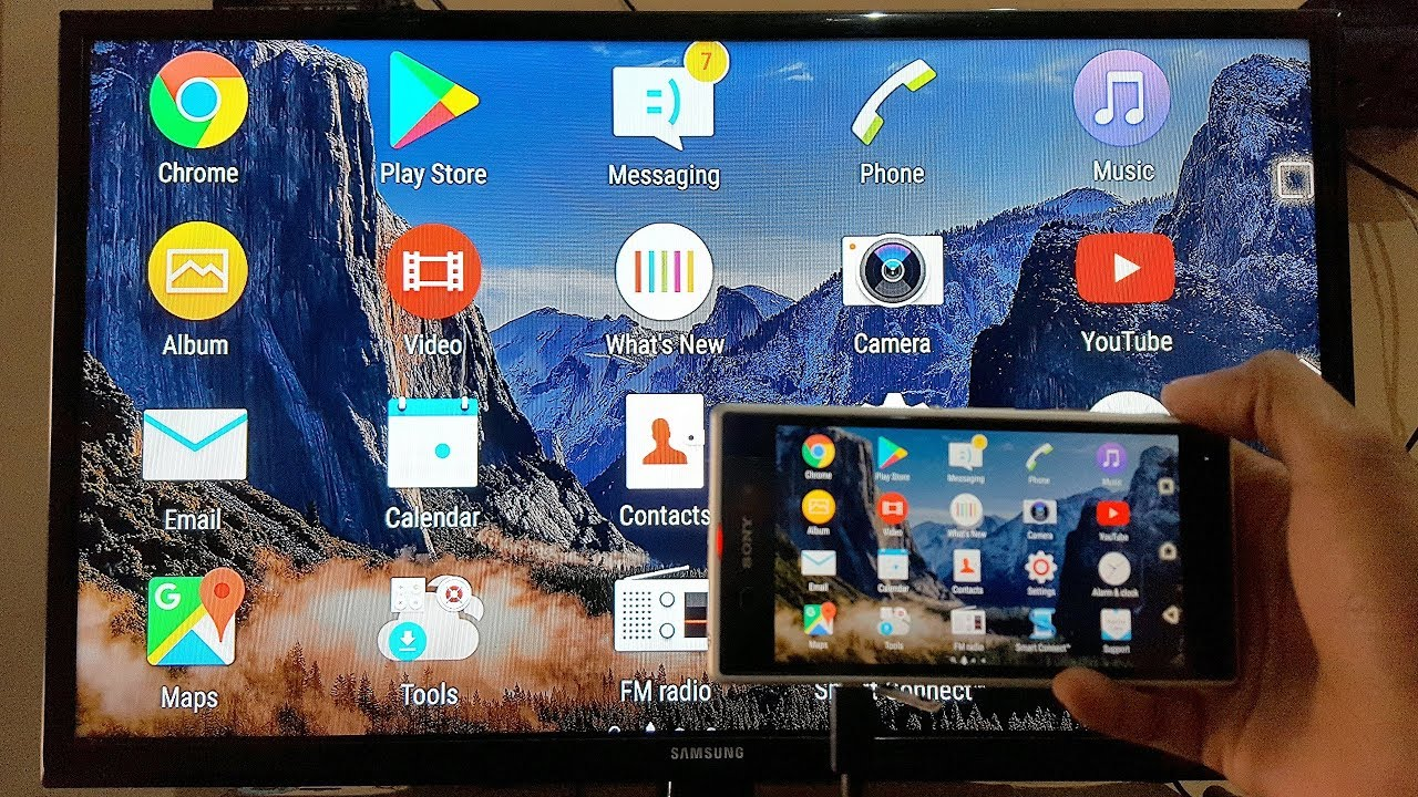 Screen Mirroring Apps - How to Share Your Smartphone Screen - YouTube