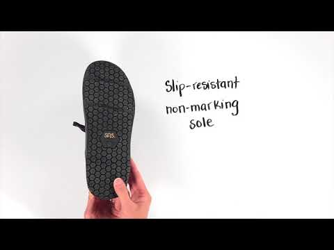 Video for Guardian Non Slip Lace Up Shoe this will open in a new window