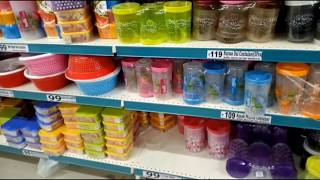 D'MART SHOPPING MALL KITCHEN SHOPPING l dmart kitchen shopping l d mart Plastic Containers Shopping