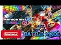 Mario Kart 8 Deluxe - Visar Battle-läget!