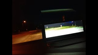 NIGHT VISION For CAR ?!  Lanmodo Night Vision Safe Driving Assistant