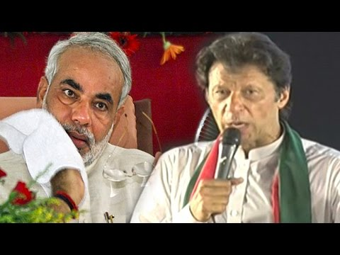 Imran Khan Message To Narendra Moodi | Pak Vs India