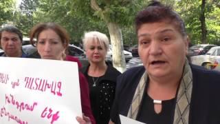 Սարիթաղցիները պահանջում են ազատ արձակել իրենց հարազատներին