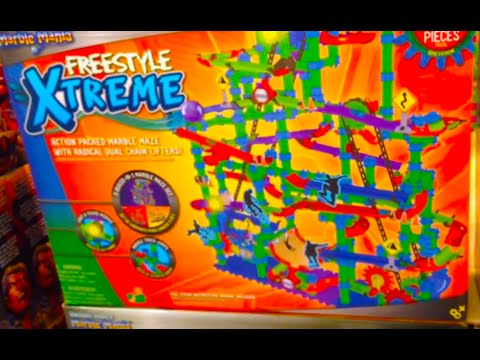 FREESTYLE EXTREME MARBLE MAZE [Costco] TOY REVIEW