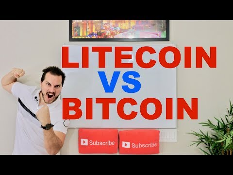 Litecoin VS Bitcoin!