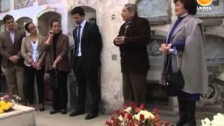 San Marcos rindió homenaje a Jorge Puccinelli en el 1er año de su sentida desaparición