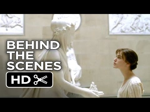 Pride & Prejudice BTS - Chatsworth House (2005) - Keira Knightley, Matthew Macfadyen Movie HD