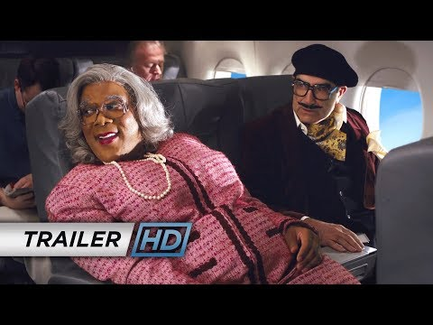 Madea's Witness Protection is listed (or ranked) 12 on the list The Best Movies Produced by Tyler Perry