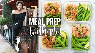 Hey y'all, its alisha! in today's video i am sharing how meal prep to maintain a healthy lifestyle and for weight loss! all of these meals are quick, easy ...