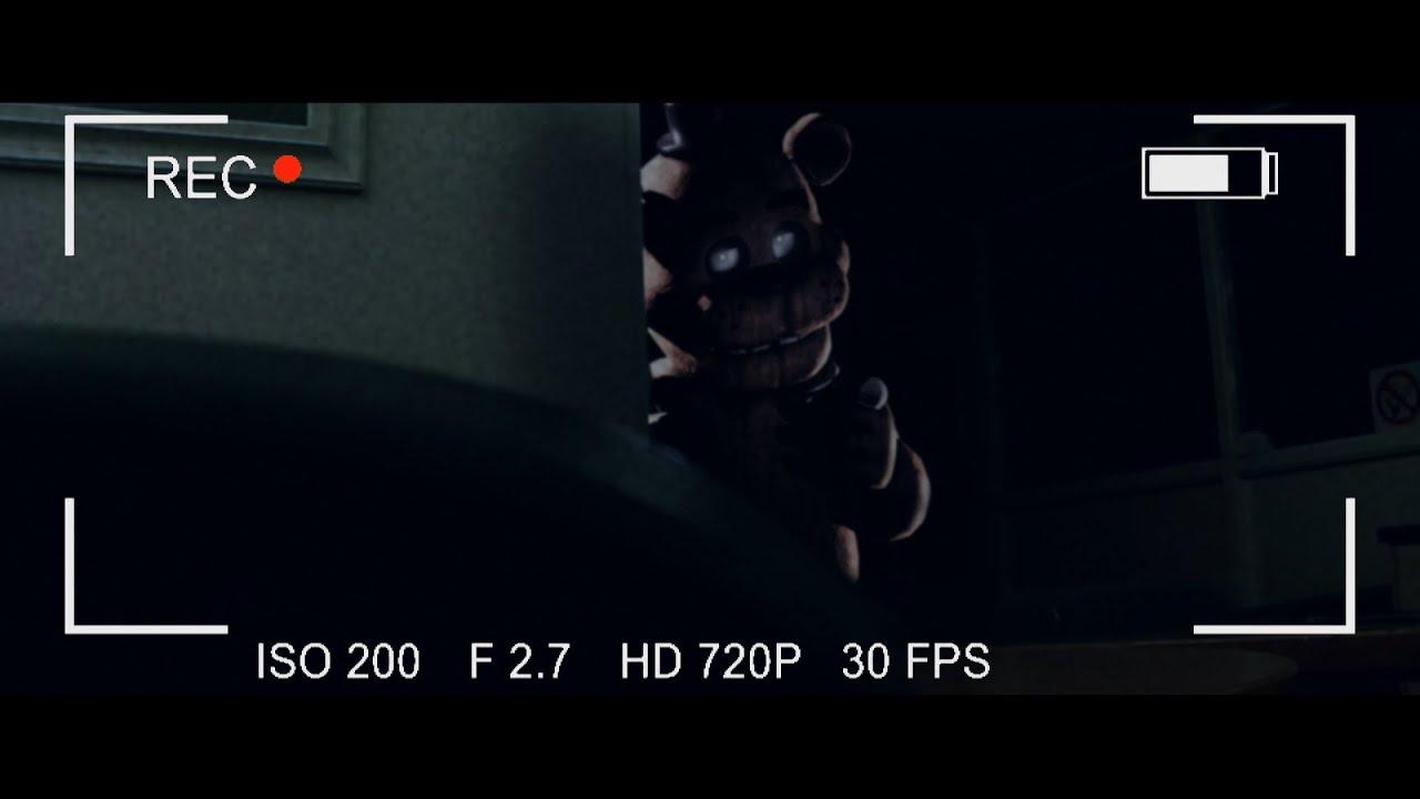 Five Nights At Freddy'S Movie Trailer Official ( Pelicula Film Fnaf )   Bersgamer