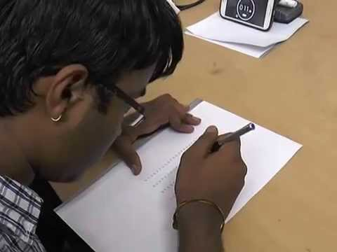 World Record in 100 two digit Addition by Bhanu Prakash