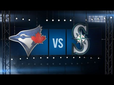 9/19/16: Blue Jays edge the Mariners in 3-2 victory