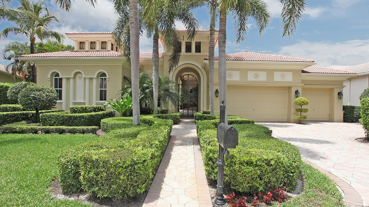 114 Grand Palm Way Palm Beach Gardens Florida 33418 - YouTube
