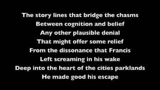 Propagandhi - Potemkin City Limits (Lyrics)