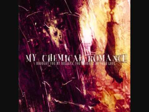 My Chemical Romance-Our Lady Of Sorrows (Lyrics In Description)