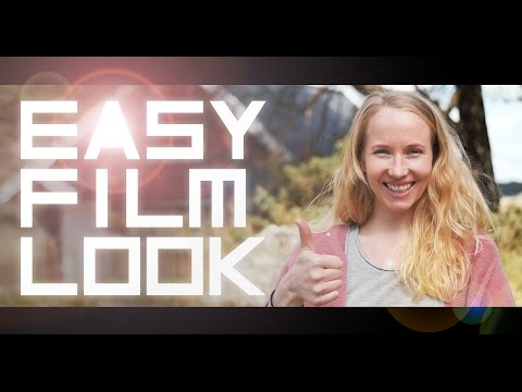 Filming in bright sunlight [How to achieve the Film Look]